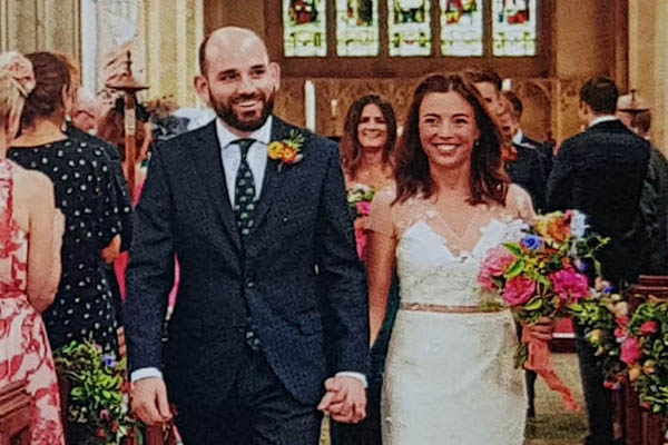 Tom and Georgie - Kent Wedding