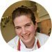 Nicci Gurr, chef at Home Gurr'own caterers in Kent
