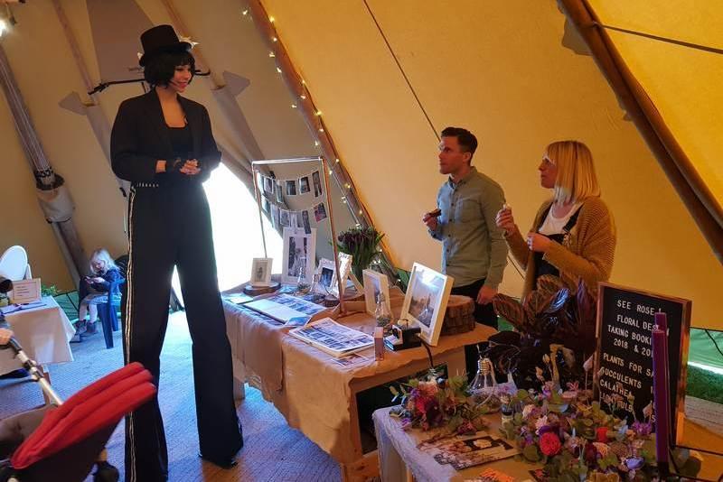 Rustic Kent Wedding Fair 14