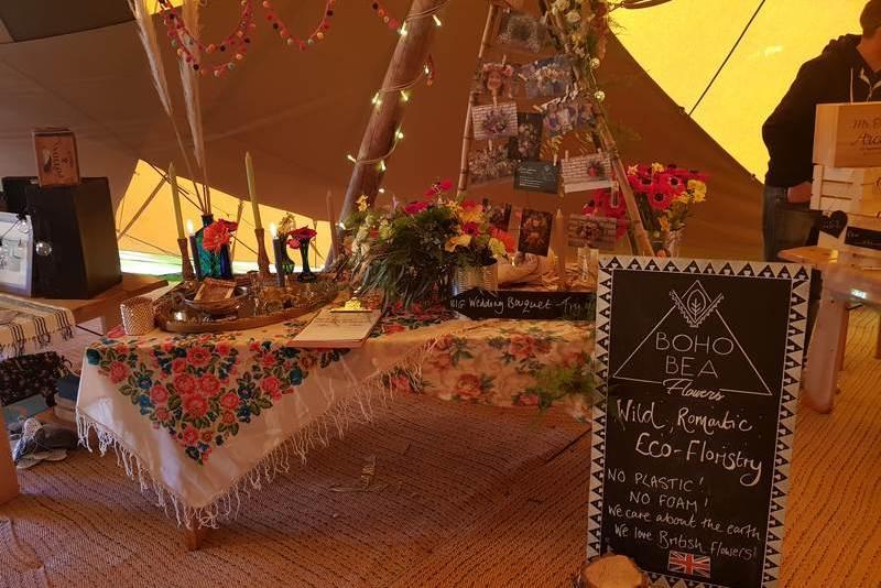 Rustic Kent Wedding Fair 3