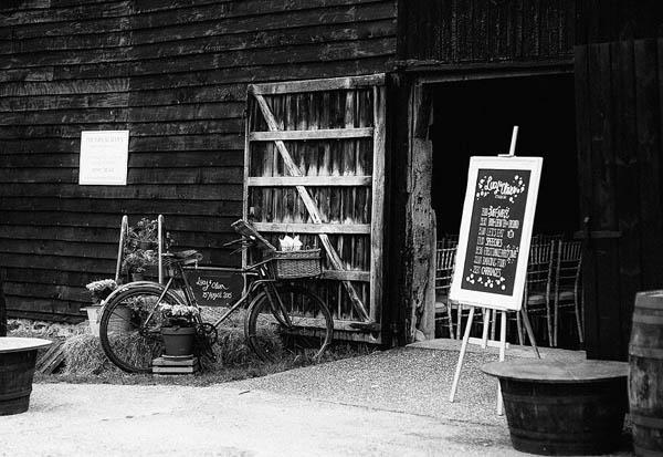 rustic prop hire in Kent