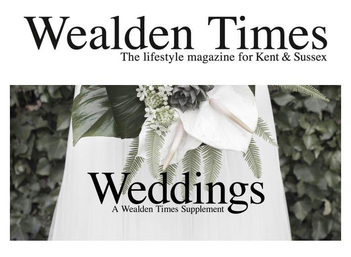 Wealden Times, Kent Weddings