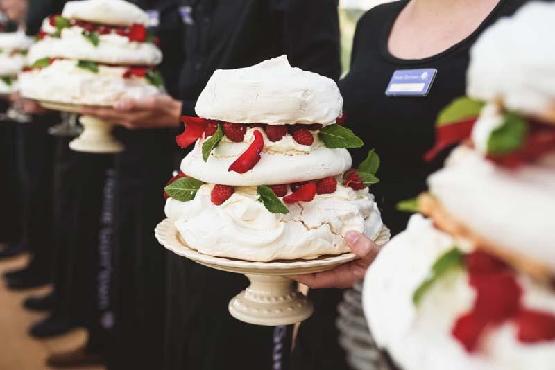 wedding pavlova