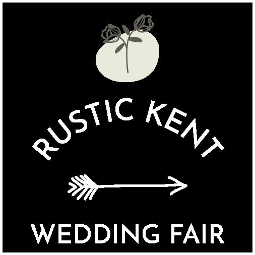 rustic kent wedding fair