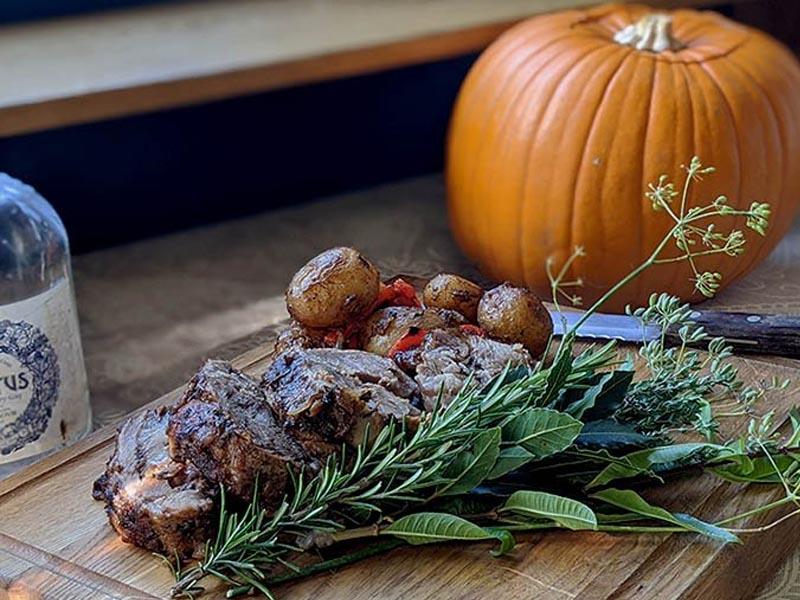 Slow Cooked Lamb Kleftiko